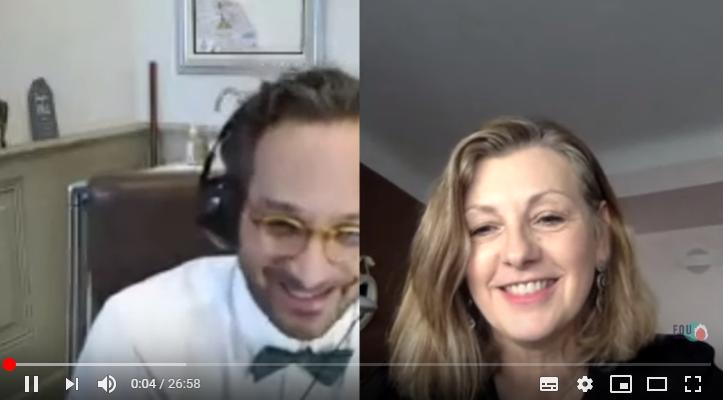 Odile Mandagaran et Alexanian interview